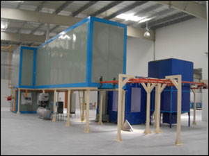 Paint Drying Ovens